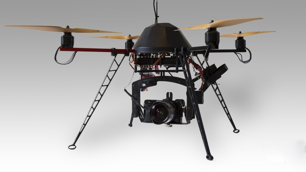 Drone-pour-la-photographie-aerienne-en-agglomeration