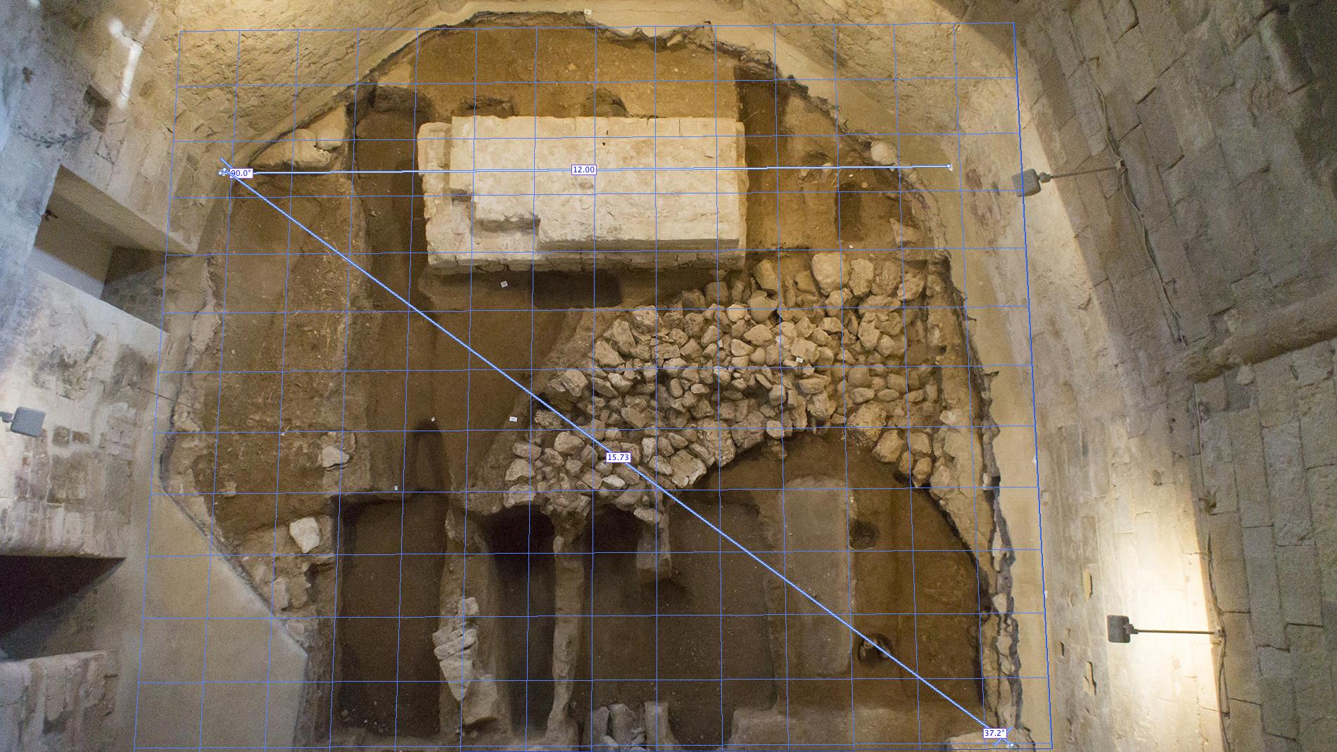 Photographie aérienne pour l'archéologie