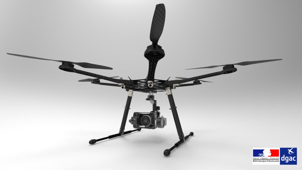 dronex pro fr