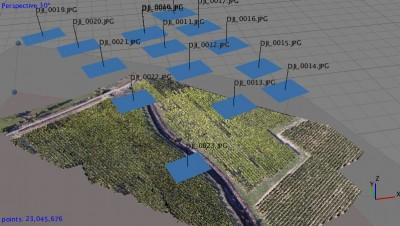 Modèle numérique de terrain