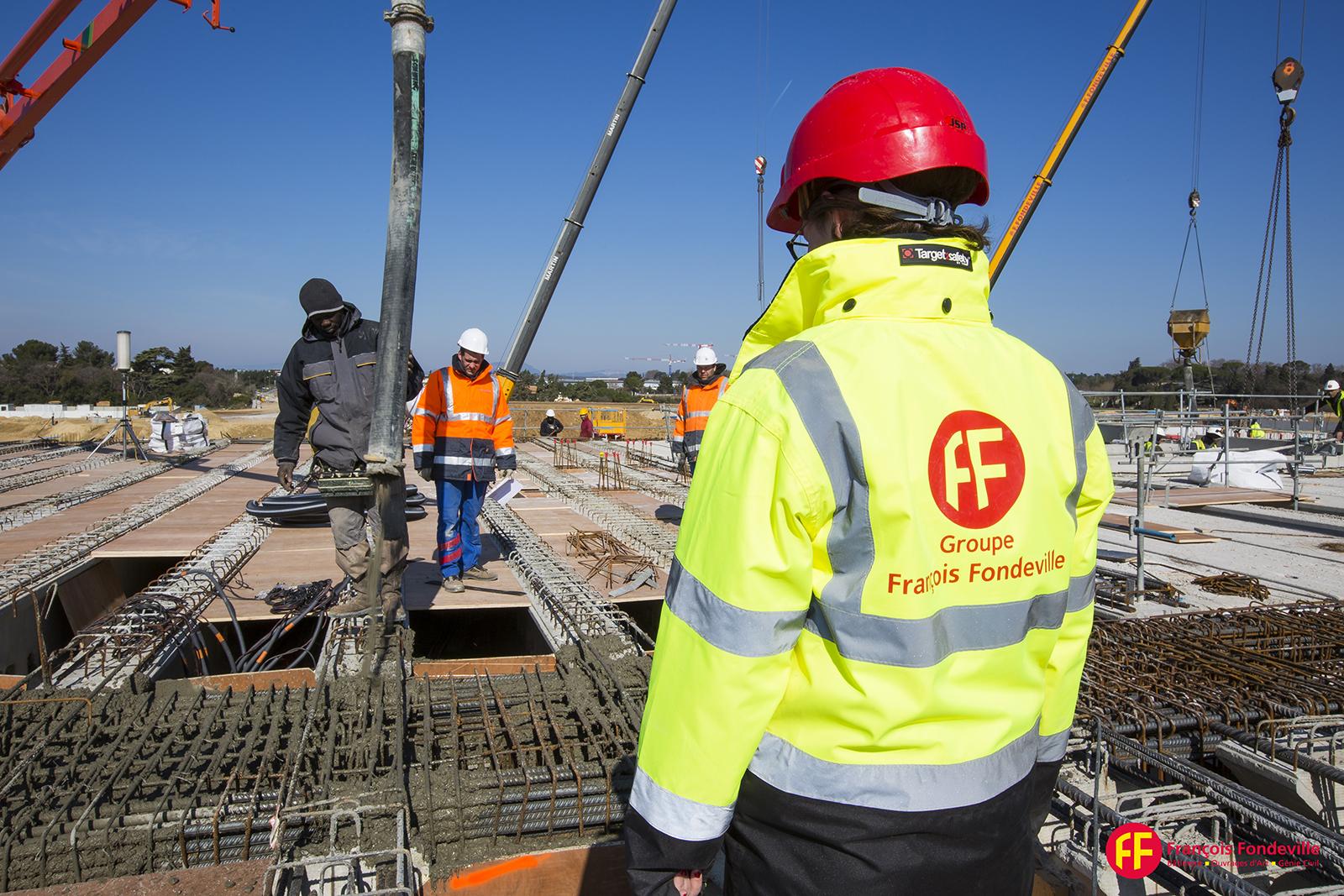 Suivi photographique de chantier