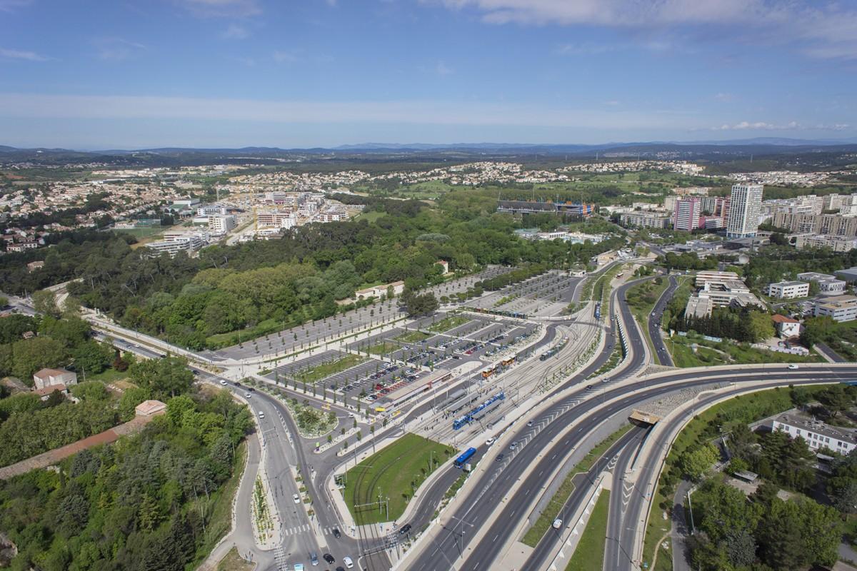 photo aérienne pour l'urbanisme