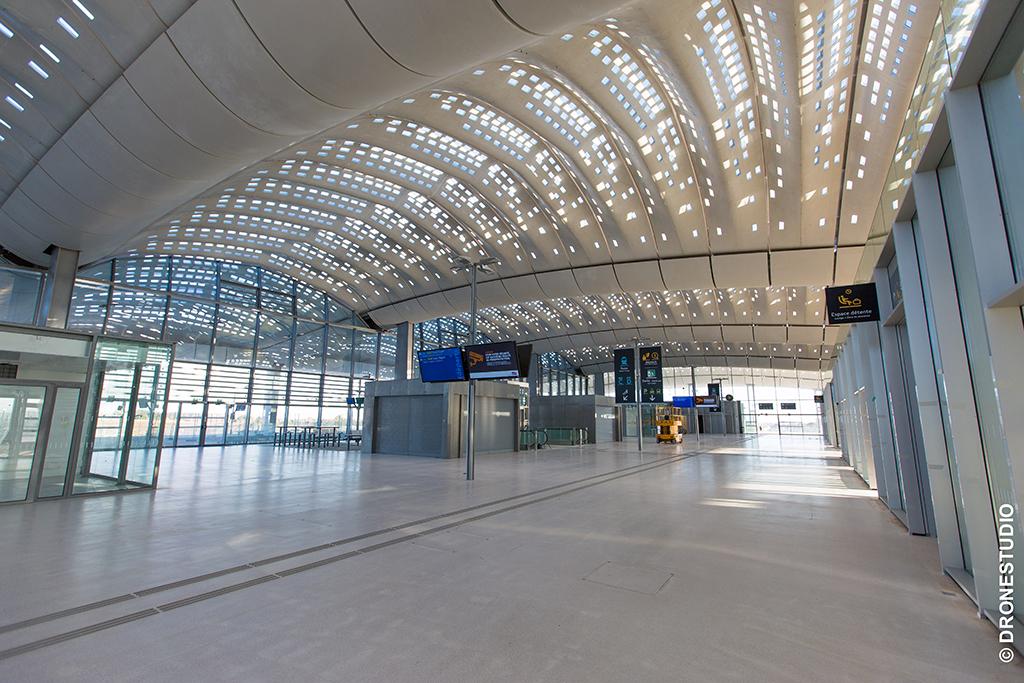 Gare de Montpellier Sud de France