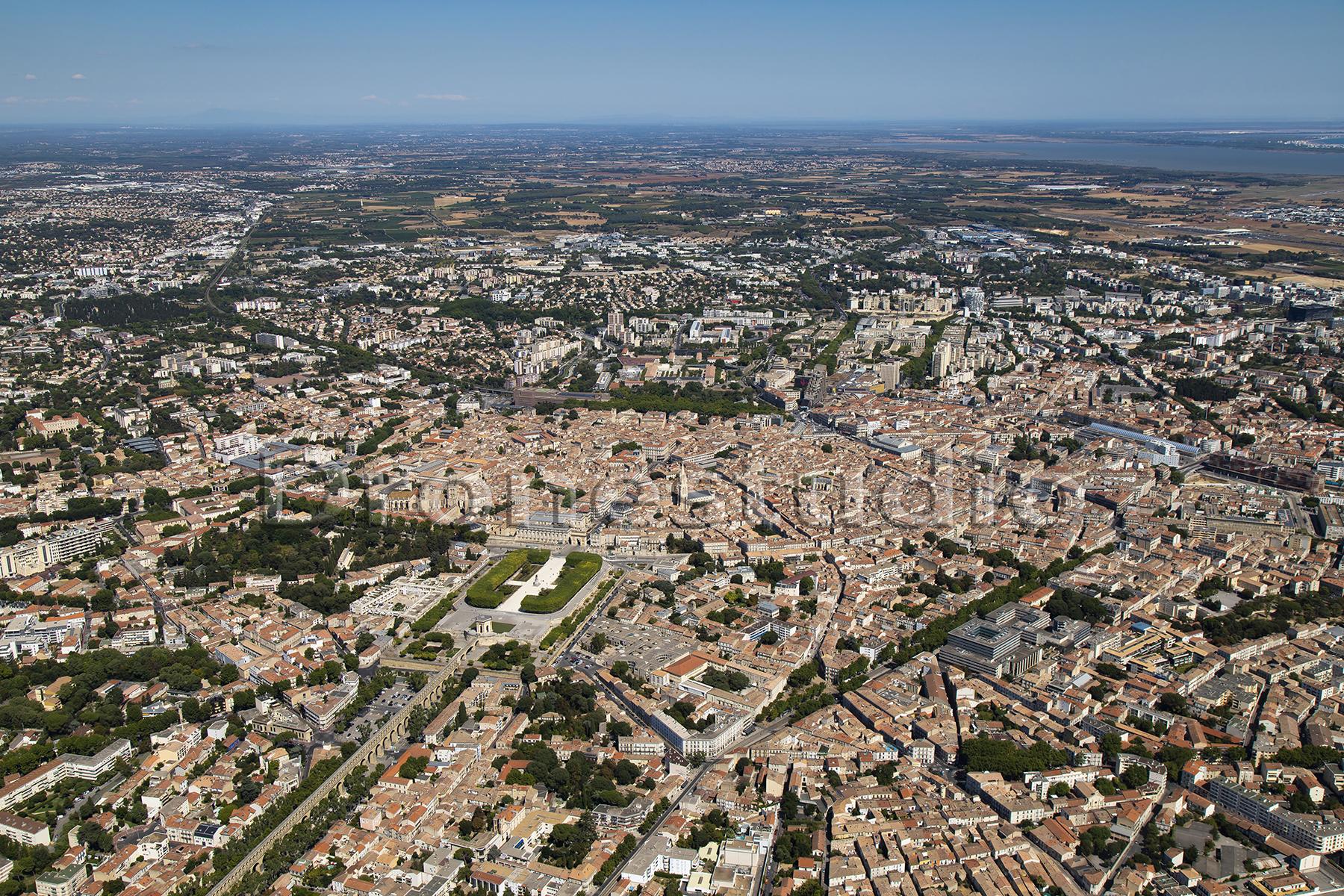 Centre historique Montpellier